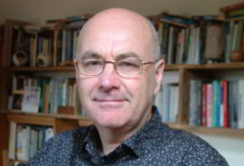 Graham Wooding – Devon Psychotherapist and Clinical Psychologist